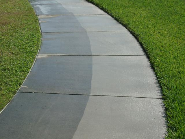 "Community Sidewalks ""Side-by-Side View"""
